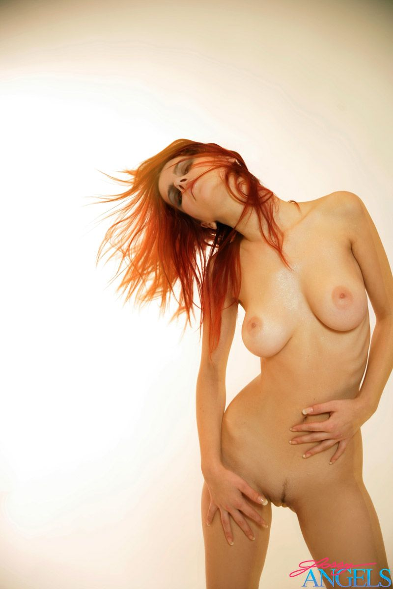 Matchless Hot redhead girls naked ariel agree, the