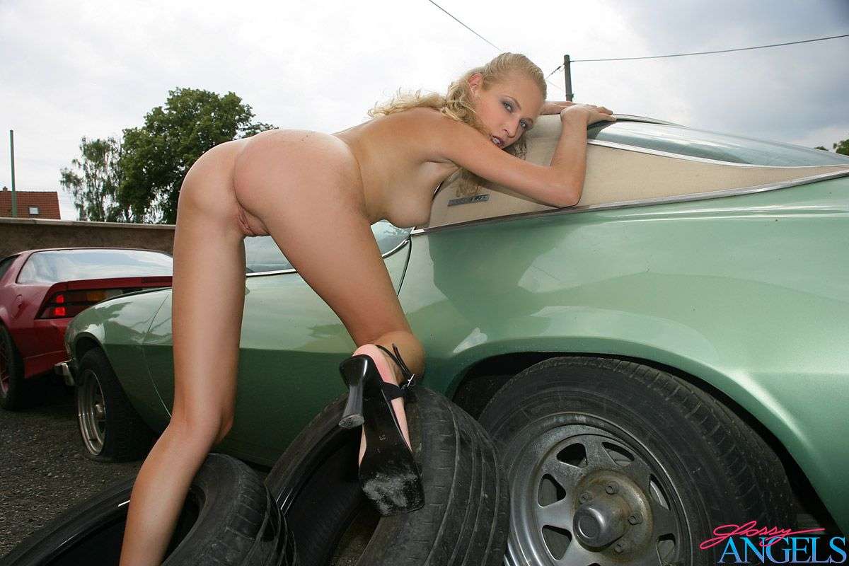 Car Show Girls Nude